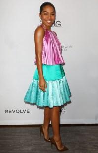 NYFW Style - Yara Shahidi
