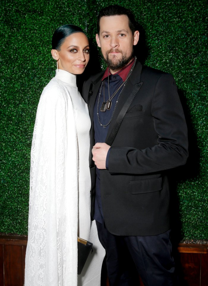 Nicole Richie Why My Marriage With Joel Madden Works