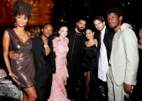 Nika King Algee Smith Sydney Sweeney Drake Alexa Demie Sam Levinson and Labrinth HBO Emmys 2019 After Party