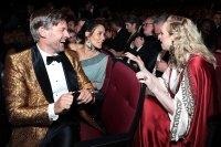 Nikolaj Coster-Waldau Nukaaka Coster-Waldau Gwendoline Christie Inside Emmys 2019