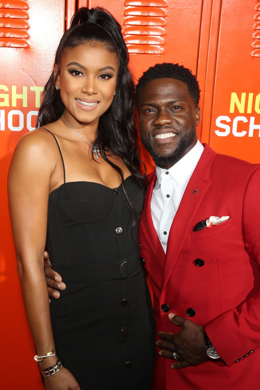 October 2017 Baby shower Kevin Hart and Eniko Parrish A Timeline of Their Relationship
