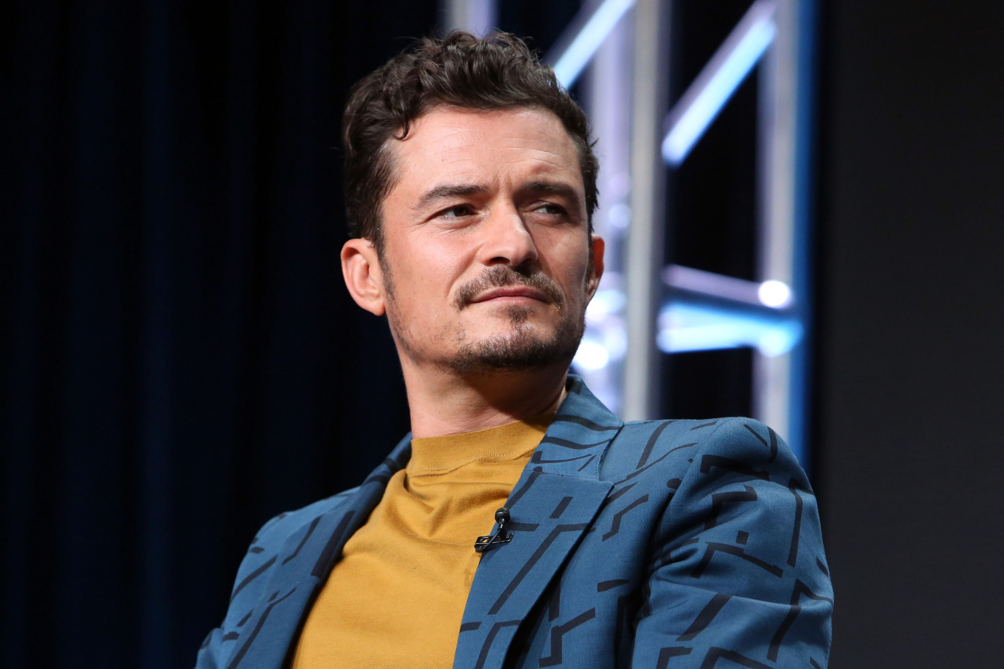 Orlando Bloom Texted Ex Miranda Kerr About Nude