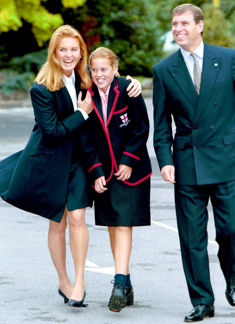 PRINCESS-BEATRICE-FIRST-DAY-AT-HER-NEW-SECONDARY-SCHOOL