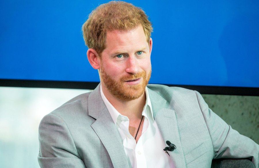 Prince Harry Gets 'Best Night's Sleep' Since 3-Month-Old Son Archie's Birth on Amsterdam Work Trip