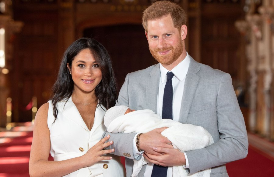 Prince Harry Shares Excitement About Upcoming Africa Trip With Duchess Meghan, Archie