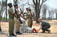 Prince Harry Visits Liwonde National Park Africa