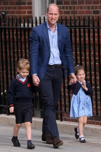 Prince William Reveals Princess Charlotte Loves Unicorns