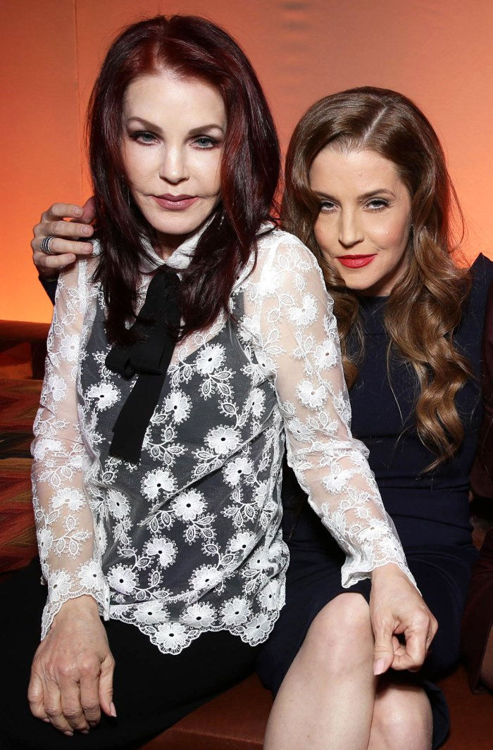 Priscilla Presley Gives Update On Lisa Marie S Twins