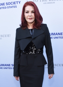 Priscilla Presley Is 'Involved' in the Upcoming Elvis Biopic