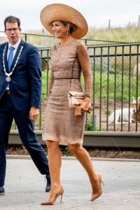 Queen Maxima Fall Fashion