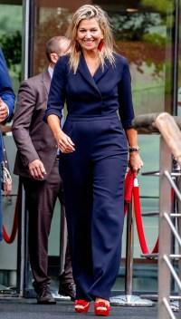 Queen Maxima Jumpsuit September 11, 2019