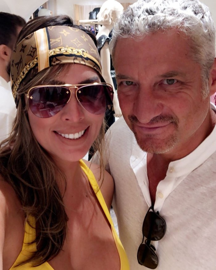 RHOC Kelly Dodd Not Engaged Rick Leventhal