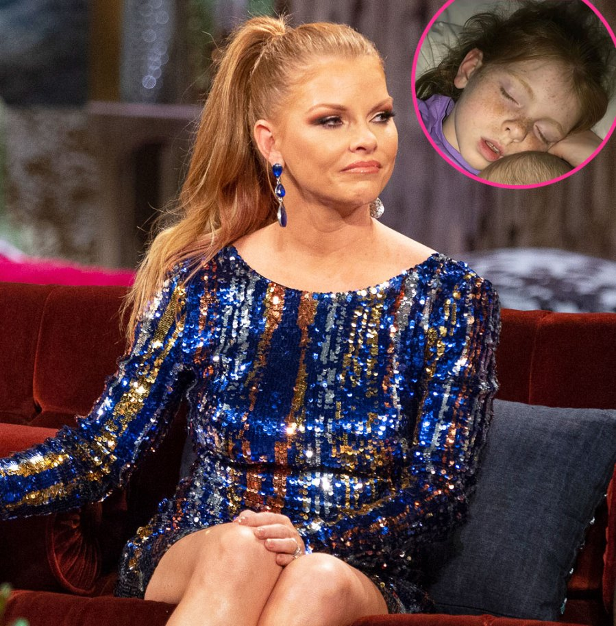 Real Housewives of Dallas Brandi Redmond Defends Her Daughter Brooklyns Personality