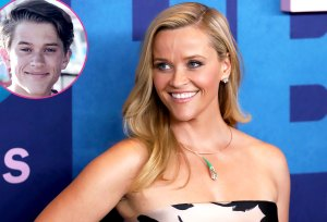 Reese Witherspoon Admits Son Deacon Better Driver