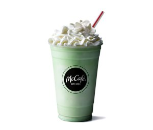 McDonald's Announces September Return of Shamrock Shakes for This Reason