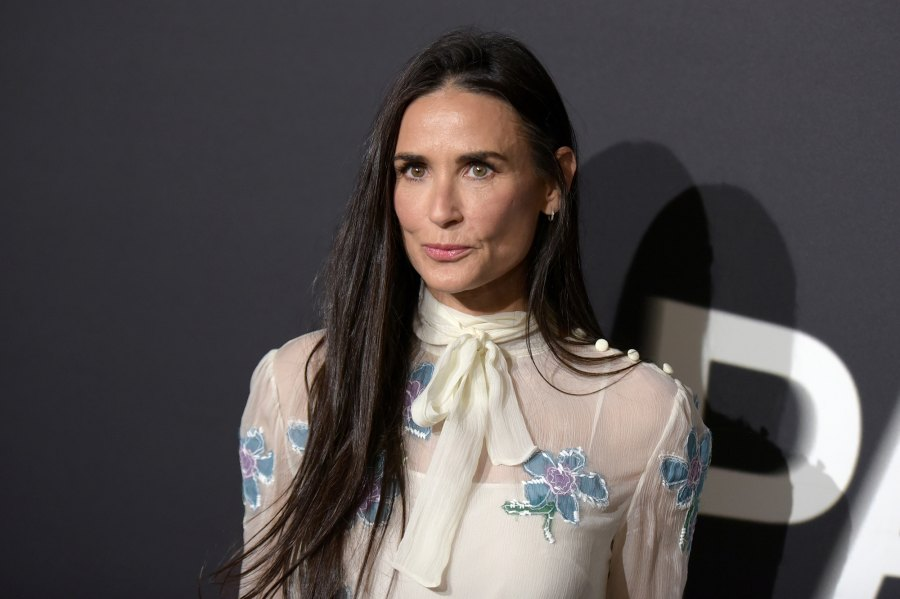 Revelations From Demi Moore Book Inside Out