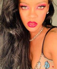 Rihanna Lingerie Instagram September 23, 2019
