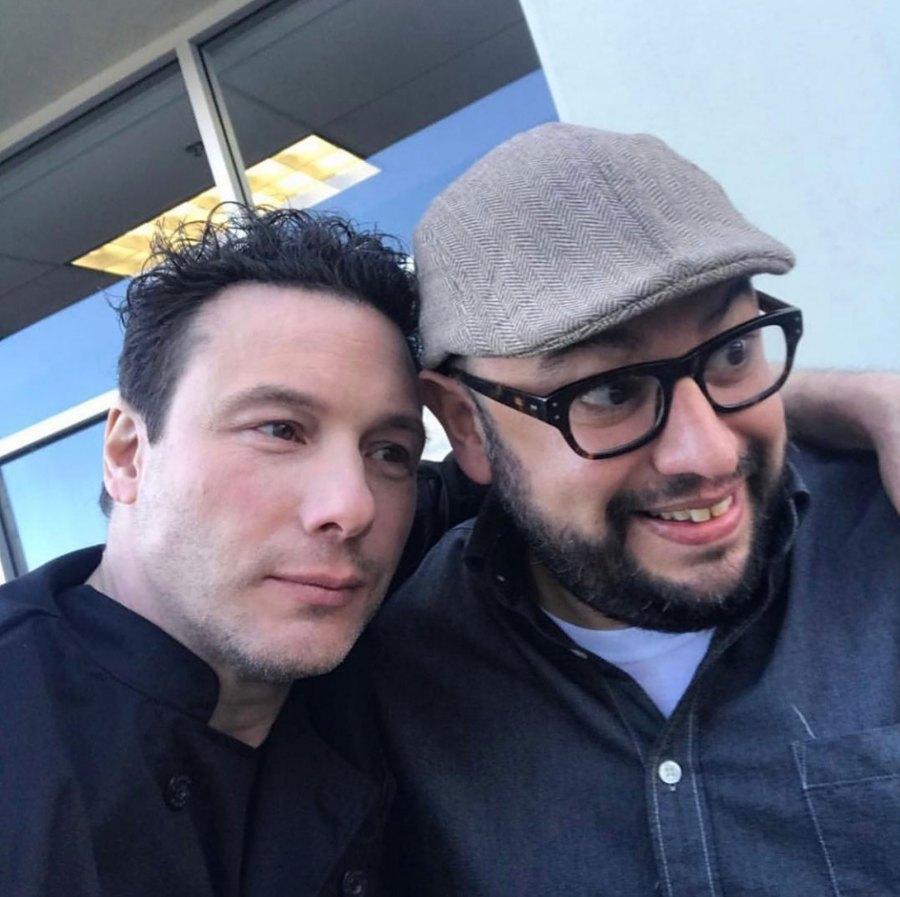 Rocco DiSpirito Celeb Chefs React to Death of Carl Ruiz