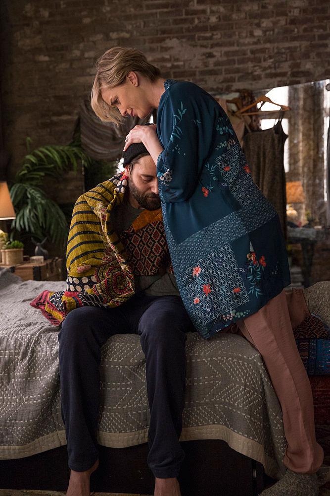 Ryan Eggold as Dr. Max Goodwin and Lisa O'Hare as Georgia Goodwin Shocking Death