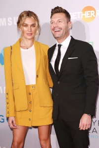 Ryan Seacrest and Ex Shayna Taylor