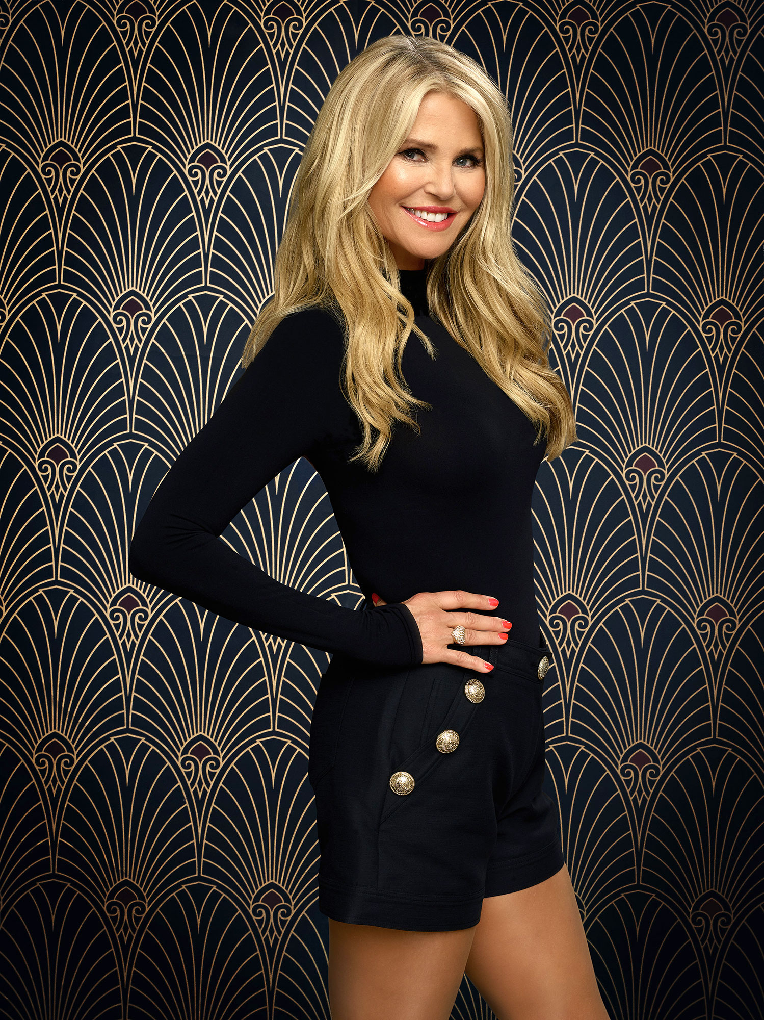 Sailor Brinkley-Cook Is Replacing Christie Brinkley on DWTS