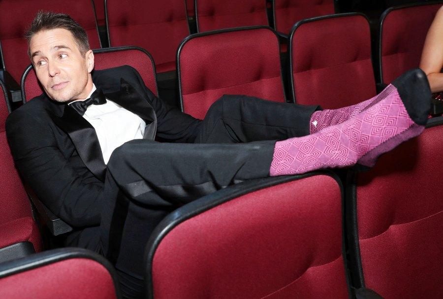 Sam Rockwell Inside Emmys 2019