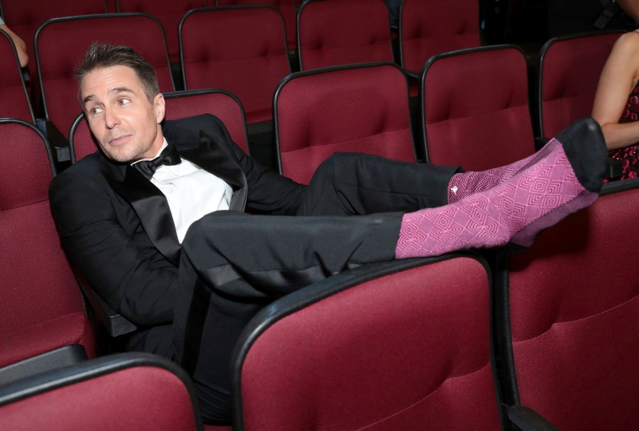 Sam Rockwell What You Didn't See on TV Gallery Emmys 2019