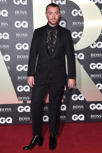 Sam Smith Wore Heels for First Time