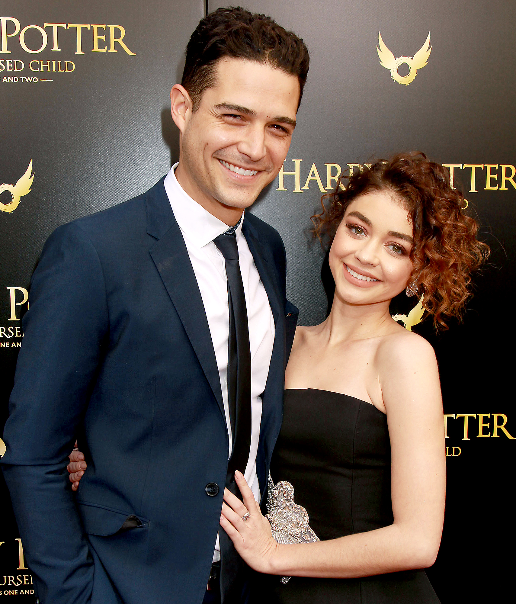 Sarah-Hyland-and-Wells-Adams-First-Date-Regrets