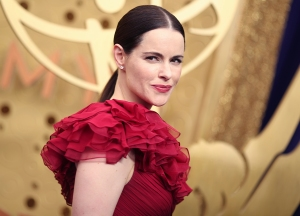 Emily Hampshire Post-Emmy Video Journal