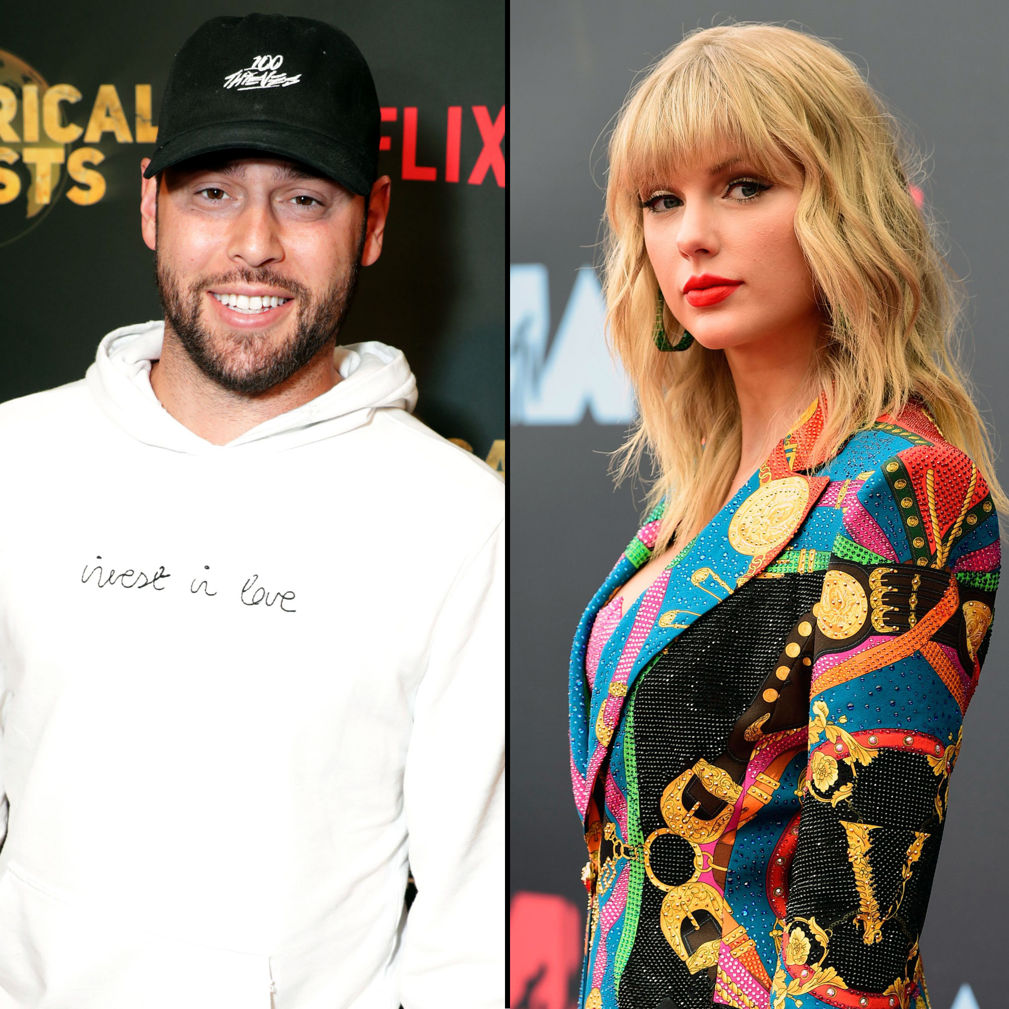 Scooter Braun Addresses Haters After Taylor Swift Drama