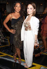 Selenis Leyva and Taryn Manning Netflix Emmys 2019 After Party