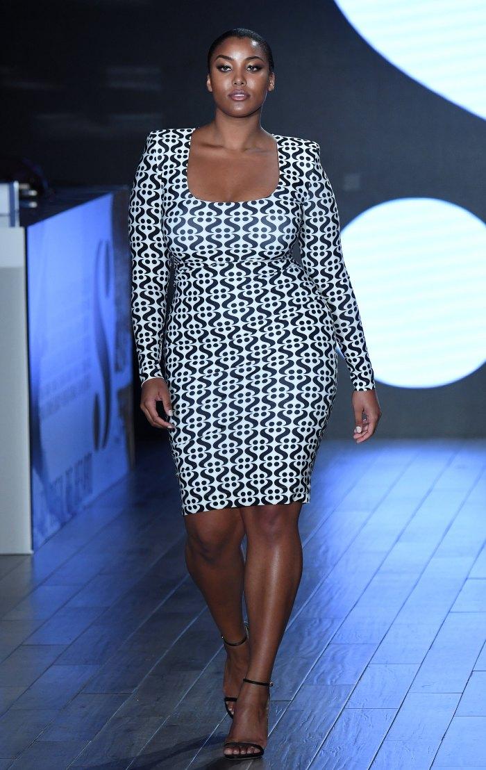 Serena by Serena Williams show, Runway
