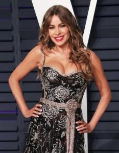 Sofia Vergara Vanity Fair Oscars Party February 24, 2019