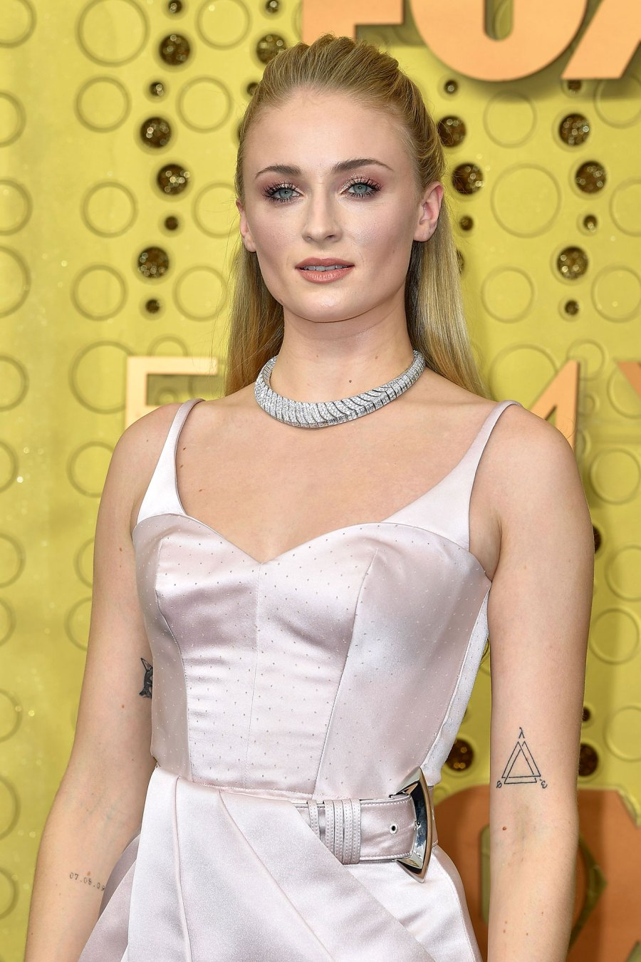 Sophie Turner What You Didn't See on TV Gallery Emmys 2019
