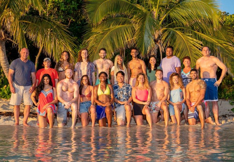 Meet the Cast of Survivor