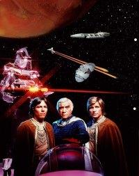 TV Reboots and Revivals Battlestar Galactica