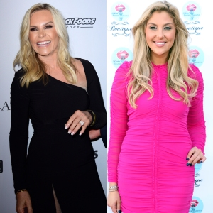 Tamra Judge Reveals 'RHOC' Costar Gina Kirschenheiter Is Dating Someone New