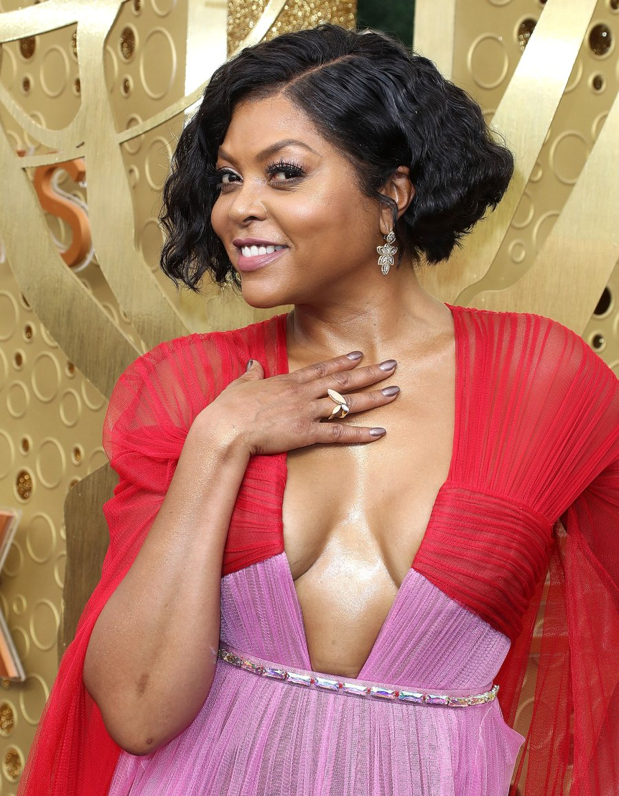 Taraji P. Henson What You Didn't See on TV Gallery Emmys 2019