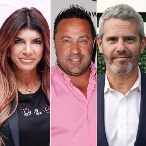 Teresa Giudice Is 'Hanging in There' As She Awaits Husband Joe's Verdict, Andy Cohen Says