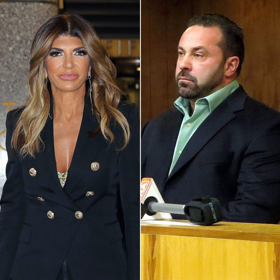 Teresa Giudice's Husband Joe Giudice From ICE Custody Amid Deportation Case