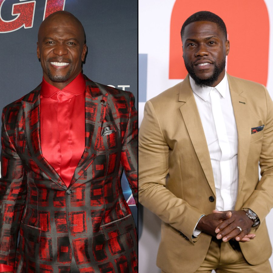 Terry Crews Says It's 'Miraculous' Kevin Hart Survived Car Crash