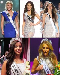The Bachelor Contestants Peter Webbers Season Former Pageant Queens