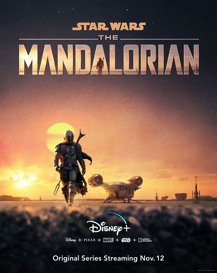 Fall TV Preview The-Mandalorian