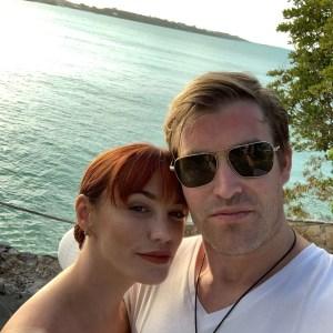 The Pussycat Dolls' Jessica Sutta Marries Mikey Marquart in Malibu