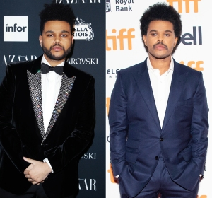 The Weeknd Before/After Breakup