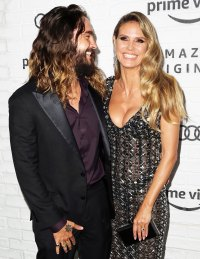 Tom Kaulitz and Heidi Klum Amazon Emmys 2019 After Party