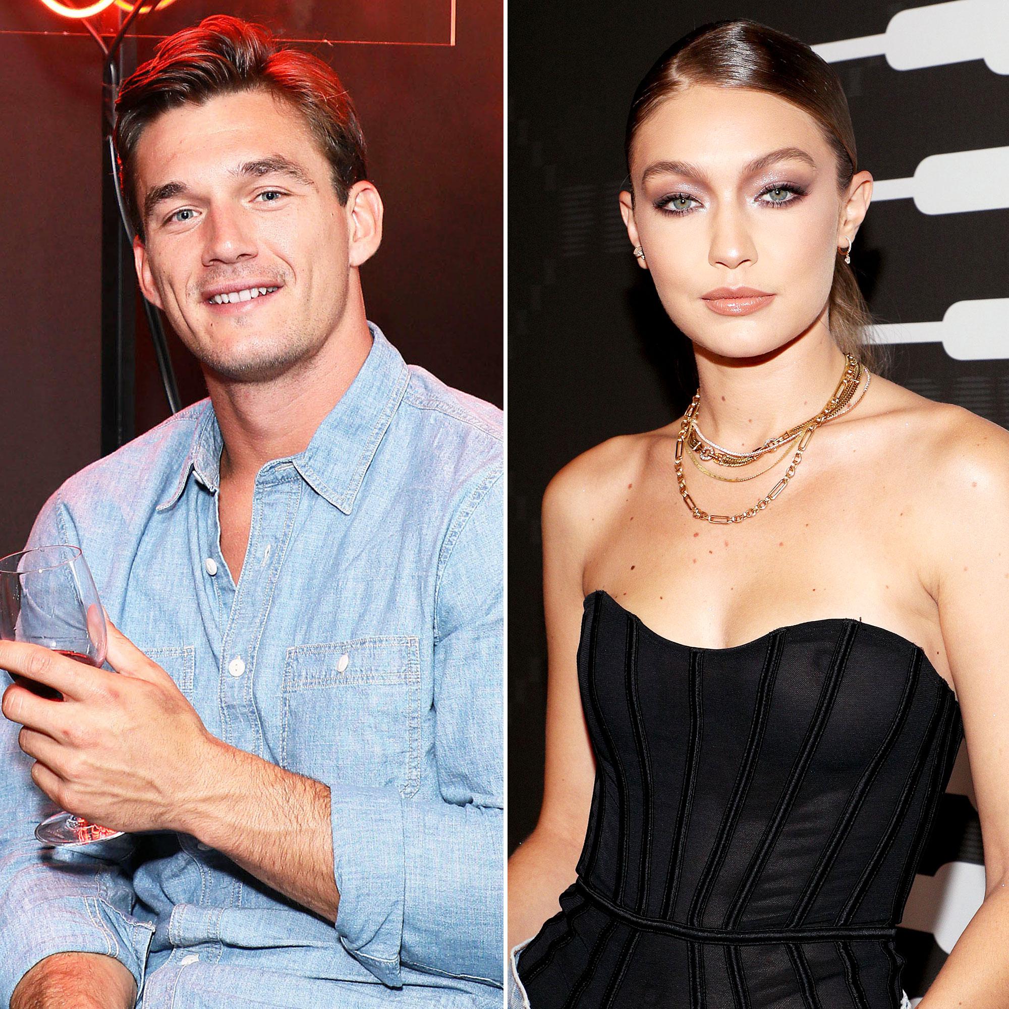 Tyler Cameron Breaks Silence on Gigi Hadid Romance But Claims They AremJust Friends