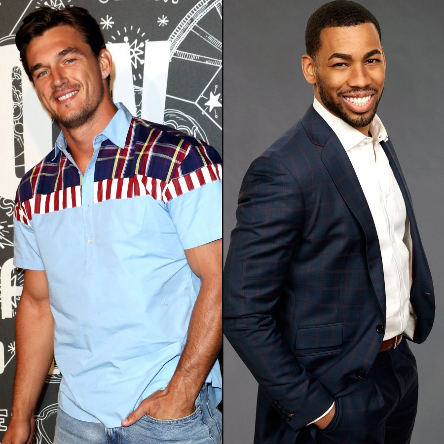 Tyler Cameron Responds After His Mom Comments on 'Bachelor' Costar Mike Johnson's 'Thirst Trap' Photo