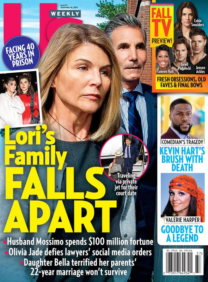 MilUs Weekly Cover 3719 Lori Loughlin Mossimo Giannulli Miley Cyrus Has 'Really Fallen' for Kaitlynn Carter